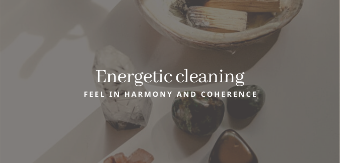 Energetic cleaning